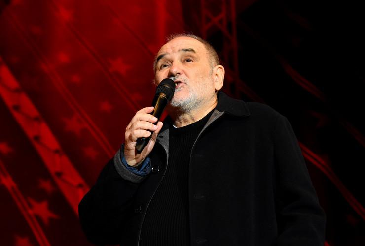 Novi Sad, Đorđe Balašević koncert