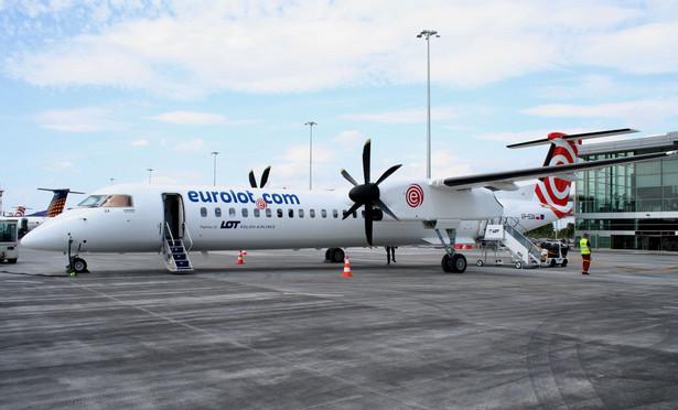 Kontrolowana przez Skarb Państwa linia lotnicza chwieje się w posadach. Dziś zwróci leasingodawcy nowoczesny samolot, bo nie stać jej na spłatę rat.