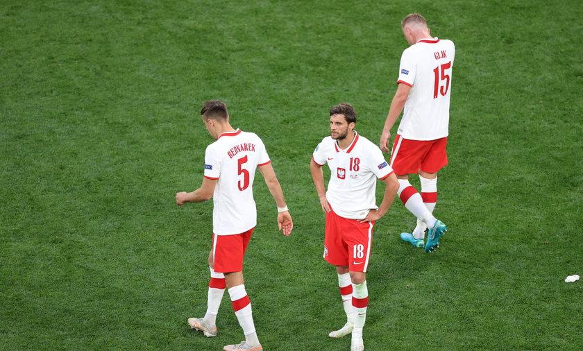 Być może znów polscy piłkarze nie trafili z formą fizyczną na wielką imprezę.