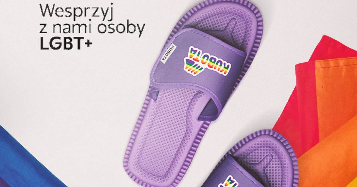 Kubota wspiera LGBT+ i żegna homofobicznych klientów Miesiąc Dumy - Noizz