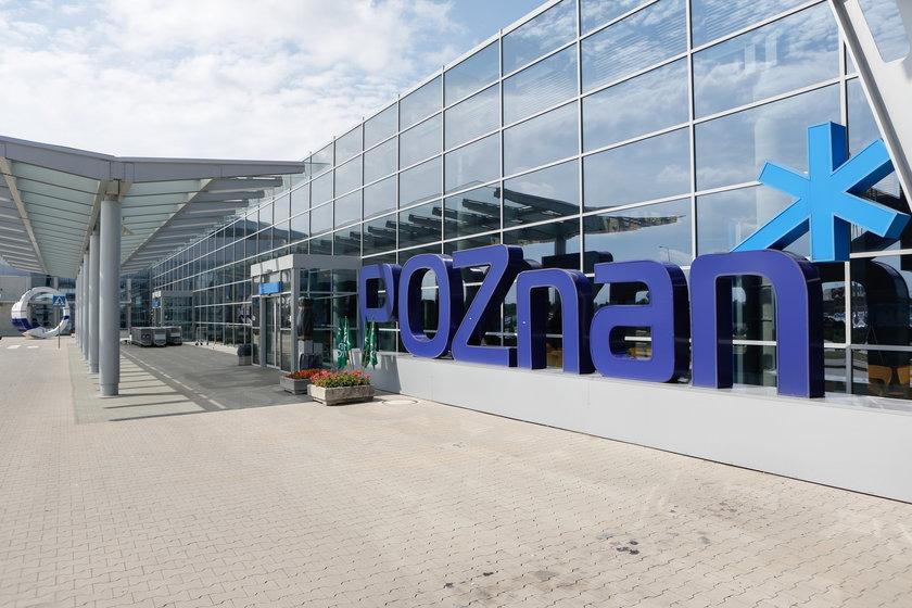 Port lotniczy Ławica w Poznaniu