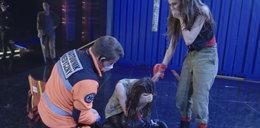 Groźny wypadek w studio TVP! Roksana Węgiel zaczęła panikować