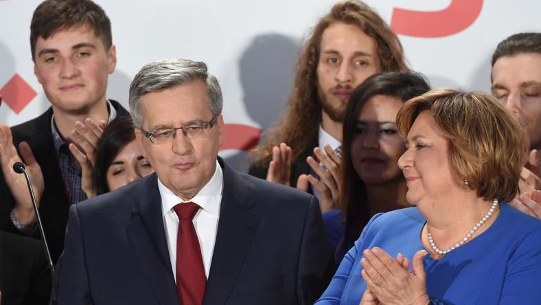 - Nie udało sie tym razem, tak zdecydowali obywatele Polski wolnej, demokratycznej - podkreślił prezydent.