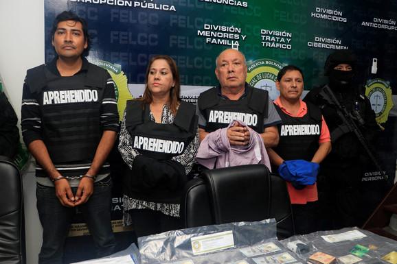 Članovi Izbornog suda u Santa Kruzu uhapšeni su zbog prevare