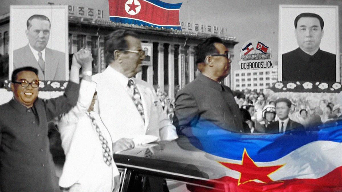Rezultat slika za nuklearnu bombu Tito prodao Sjevernoj Koreji.