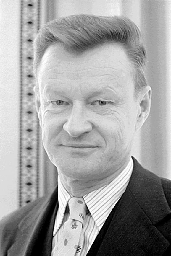 Zbignjev Bžežinski je američki politikolog poljskog porekla, koji je, kao geostrateg i državnik služio u administraciji Džimija Kartera