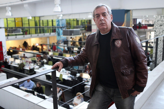 Mihailo Ivаnović u poseti redakciji
