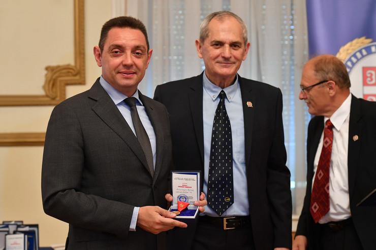 medalja srpskih generala Aleksandar Vulin