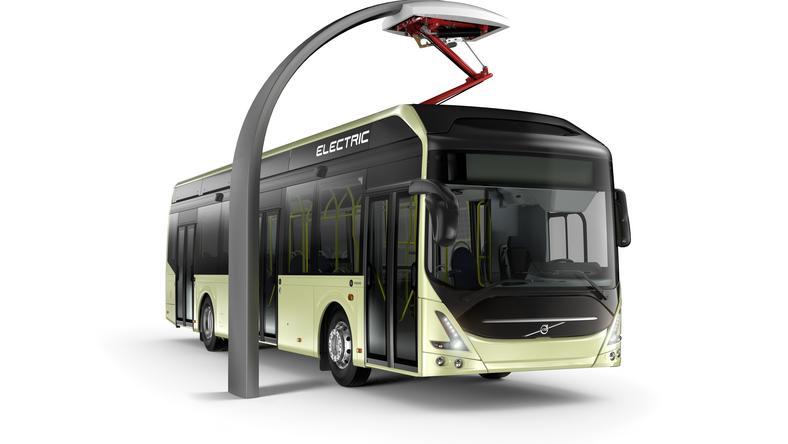 Volvo 7900 Electric współpracuje ze stacją ładowania OppCharge. Będą mogły z niej skorzystać także autobusy innych marek