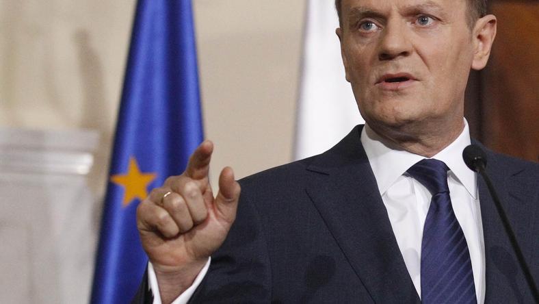 Donald Tusk, fot. Reuters