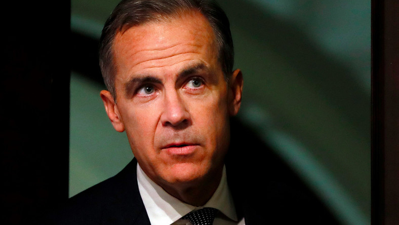 Mark Carney, Governor of the Bank of England attends the quarterly Inflation Report press conference at the bank in London, Britain February 2, 2017