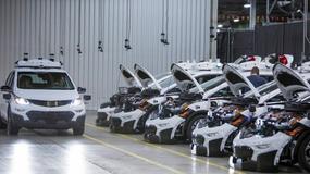 Chevrolet zwiększa liczbę autonomicznych aut
