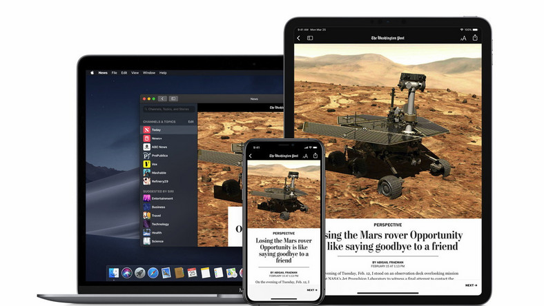 b817e011fce2a1 Apple News+ hitem. Ponad 200 tys. użytkowników w 48 godzin