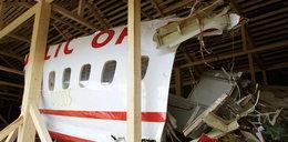 Rosjanie umyli wrak Tu-154. Seremet o to zapyta