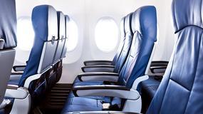 Dlaczego w czasie startu i lądowania siedzenia muszą być ustawione w pozycji pionowej?