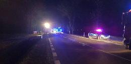 Koszmarny wypadek na Podlasiu. Dwie osoby nie żyją