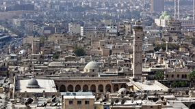 """UNESCO: zniszczenie bazaru w Aleppo """"wielką tragedią"""""""