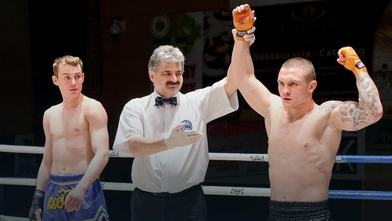 Kolejny Polak w Lidze Mistrzów kickboxingu