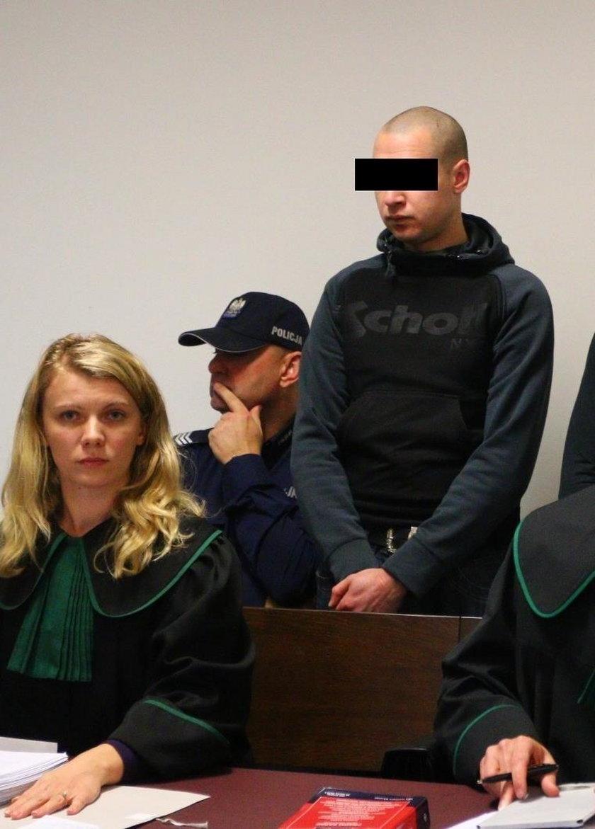 Łukaszowi P. grozi teraz 10 lat więzienia