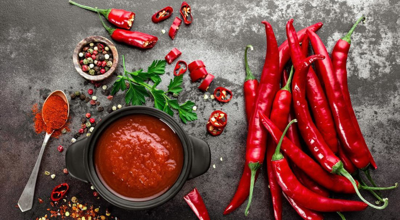 To improve your bedroom duties, you need to consume more spicy foods