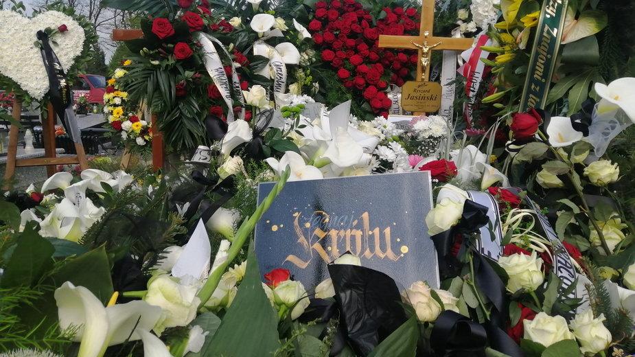 Pogrzeb Ryszarda Jasińskiego