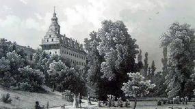 Gorzanów - pałac w Kotlinie Kłodzkiej podnosi się ze zgliszczy