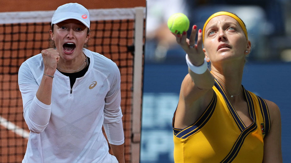 Iga Świątek i Petra Kvitova to dwie najwyżej rozstawione tenisistki w Ostrawie