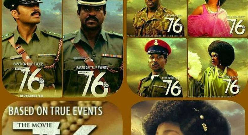 """""""76 wins best Nigerian movie"""