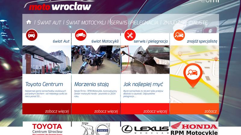 Moto wrocław 2016 SG
