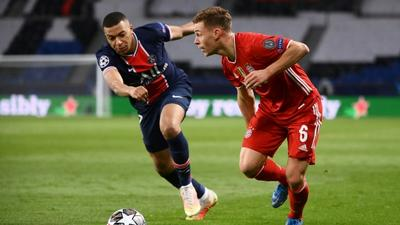 PSG edge epic Champions League tussle with Bayern despite second-leg defeat
