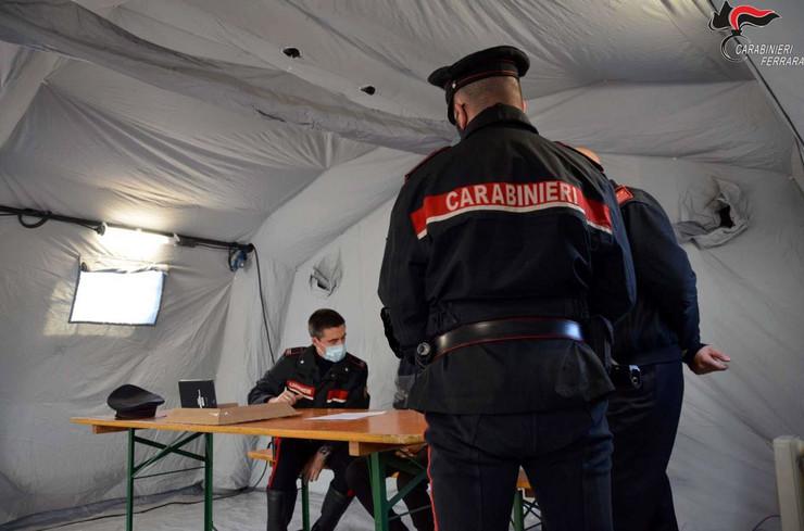 20200404 epa carabinieri press office - handout ferrara Di018513821 preview