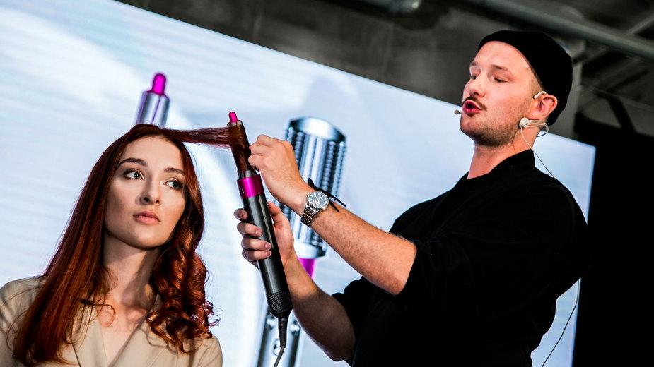Nowość do stylizacji włosów od marki Dyson