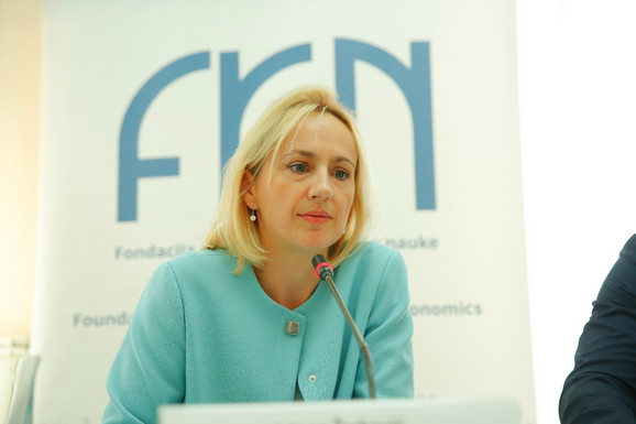 Jelena Žarković, FREN