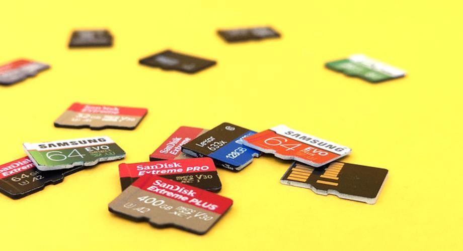 Micro-SD-Speicherkarten ab 400 GByte für unter 50 Euro