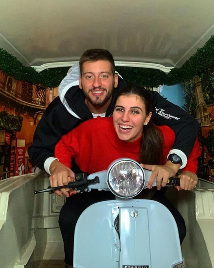 Ana Dabović i Ilija Mustur