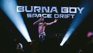 Burna Boy at Hollywood Bowl. (Spaceship)