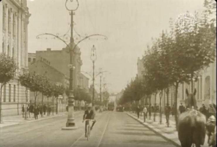 Ulica kralja Milana - stari Beograd