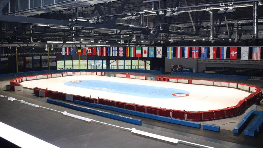 Arena Lodowa w Tomaszowie Maz.
