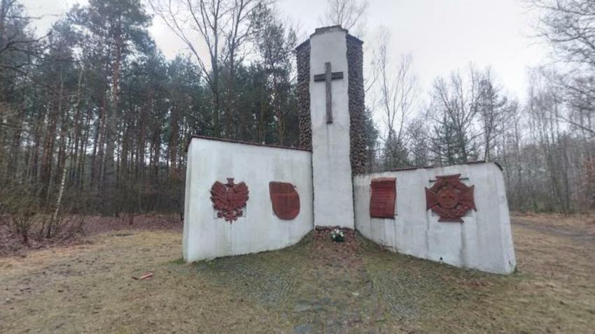 Zielonka Pod Warszawą 80 Lat Temu Niemcy Rozstrzelali