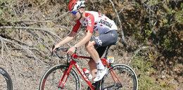 Belgijski kolarz został pobity przez kierowcępodczas treningu