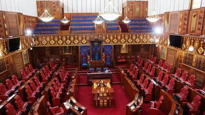Senate Special Sitting suspended over alleged arrest of Meru Senator