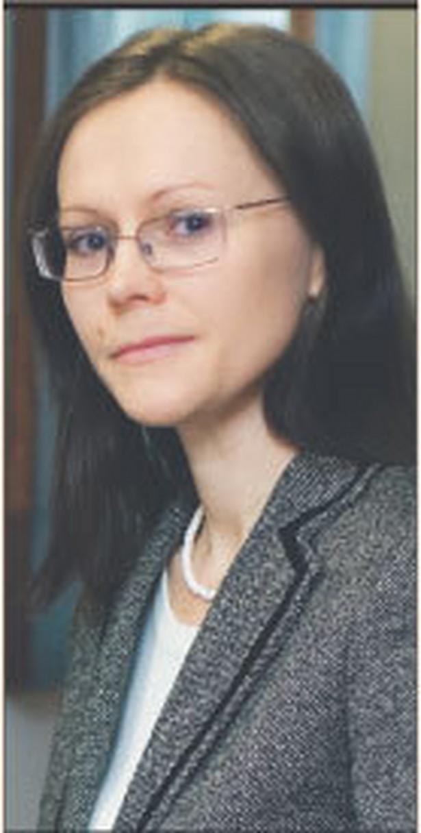 Agnieszka Lisiecka, adwokat w Zespole Prawa Pracy w kancelarii Wardyński i Wspólnicy