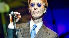 Robin Gibb z Bee Gees trafił do szpitala