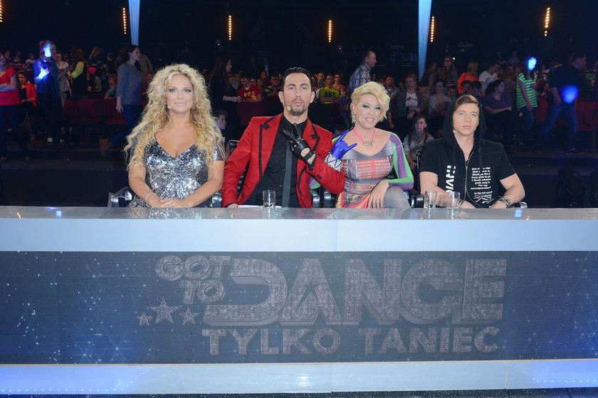 """Alan Andersz w jury """"Got to dance"""""""