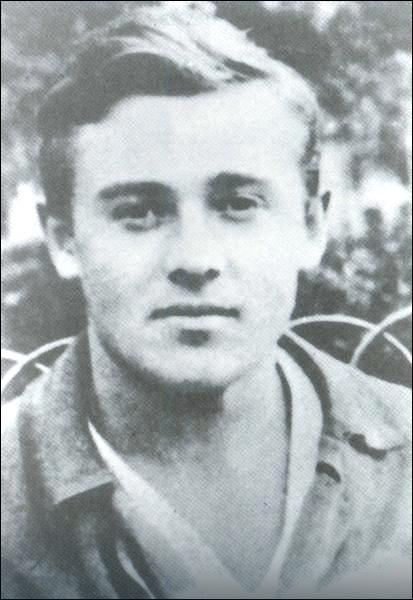 Sergej Koroljov u svojim 20-im