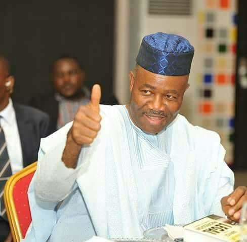 Akpabio is Minister of Niger Delta Affairs (Presidency)