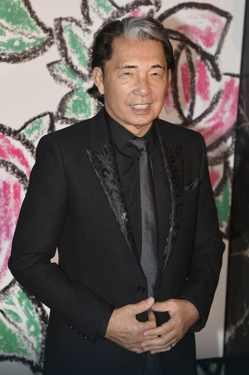 Kenzo Takada w 2015 roku