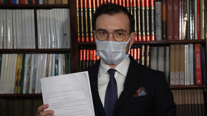 Mecenas Maciej Zaborowski