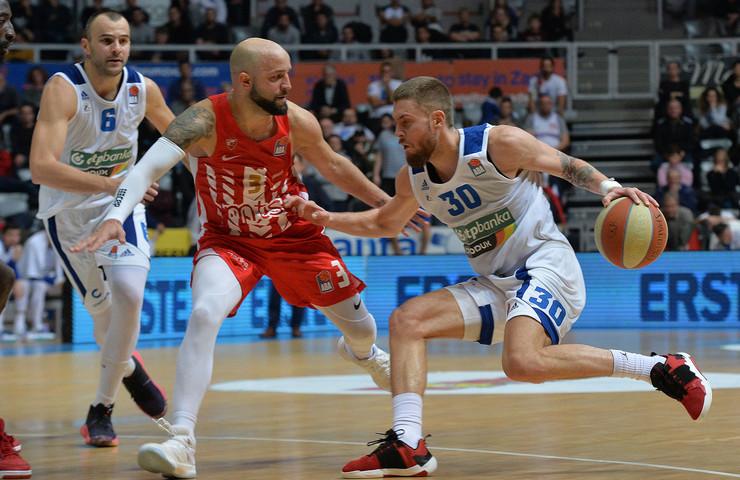KK Zadar KK Crvena zvezda