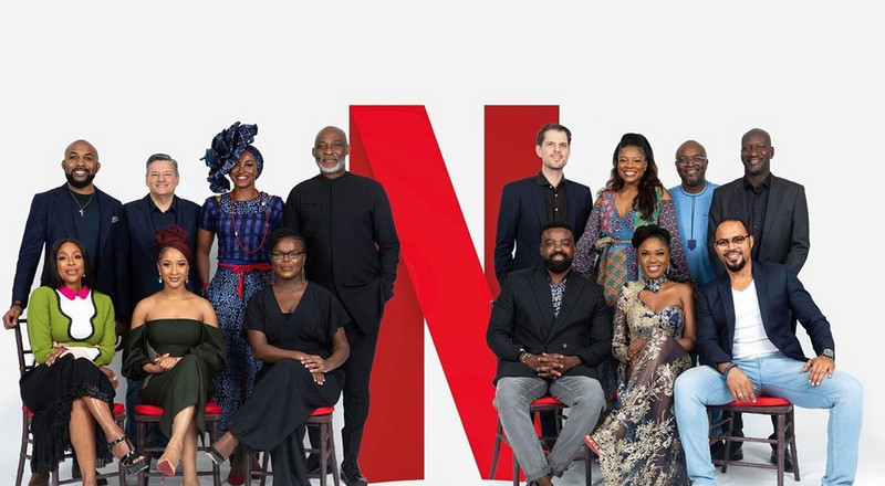 Coronavirus: Netflix halts production of its 'Netflix Naija' original series